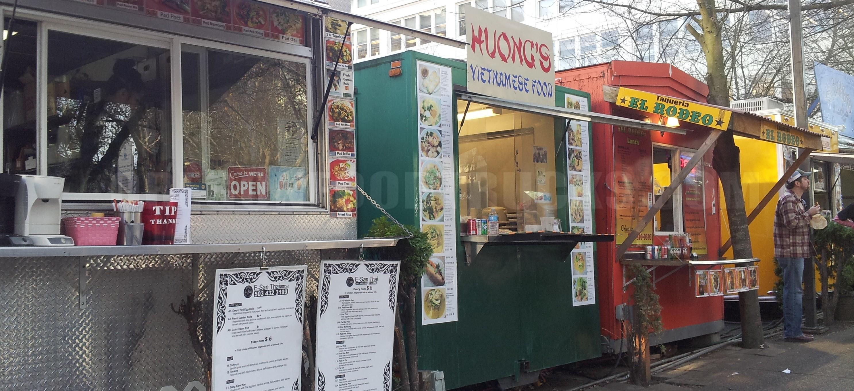 Indian Food Carts Portland Oregon