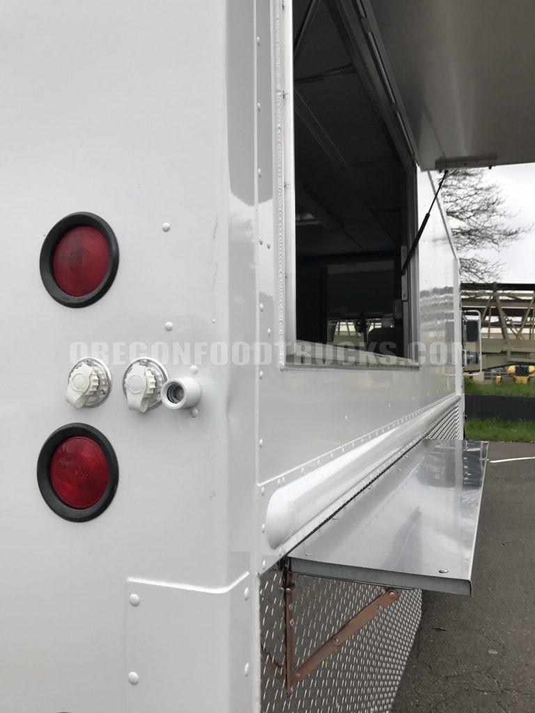 Custom Food Truck Oregon Food Trucks